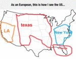 As An European, This Is How I See The U.s.