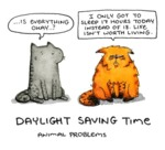Daylight Saving Time - Animal Problems