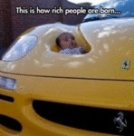 This Is How Rich People Are Born...