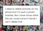 I Need To Delete Pictures On My Phone...