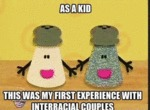 As A Kid This Was My First Experience With Interr