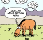 Sigh No Salad Dressing Again