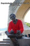 If Any Statue Is Going To Be Yarn Bombed...