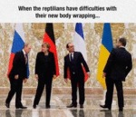 When The Reptillians Have Difficulties With...