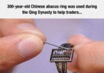 300 Year Old Chinese Abacus...