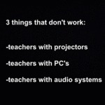 3 Things That Don't Work...