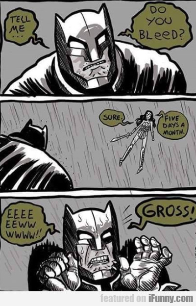 Tel Me Do You Bleed