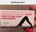 Found This Gum, I Like It...