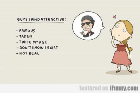 Guys I Find Attractive