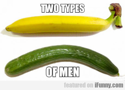 Two Types Of Men...