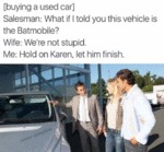 Buying A Used Car...