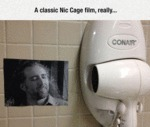 A Classic Nic Cage Film...