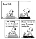 Dear Irs I Am Writing To You To Cancel
