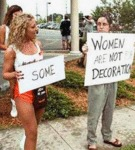 Some Women Are Not Decorations...
