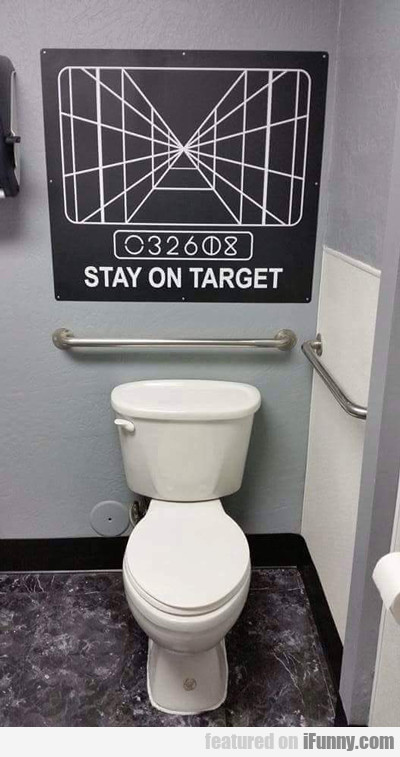 Stay On Target...