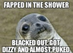 Fapped In The Shower...