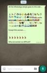 All The Whatsapp Emojis...