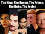 The King, The Queen, The Prince...