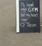 My Head Says Gym...