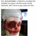 Hey @mcdonalds I Ordered A Sundae But Instead...