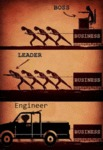 Boss, Leader And Engineer