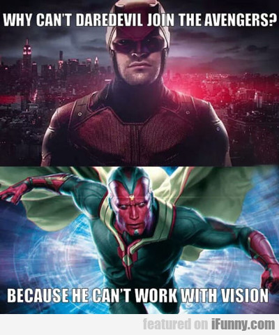 Why Can't Daredevil Join The Avengers...