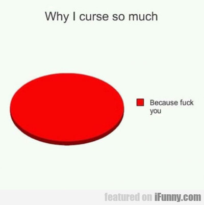 Why I Curse So Much...