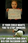 My Mum Said She Will Quit Smoking If...