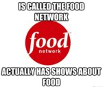 Is Called The Food Network...