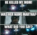 He Killed My Mom...