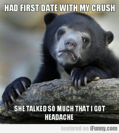 Had First Date...