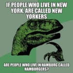 If People Who Live In New York...