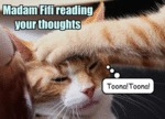 Madam Fifi Reading Your Thoughts