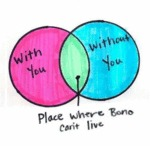 Place Where Bono Can't Live...