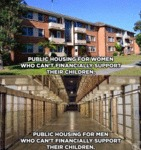 Public Housing For Women...