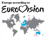 Europe According To Eurovision...
