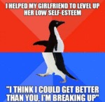 I Helped My Girlfriend To Level Up...