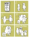 4 Steps On How To Hug A Man