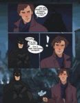 Comic3 Batman Meets Sherlock
