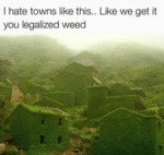 I Hate Towns Like This...