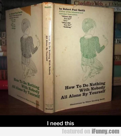 I Need This Book....