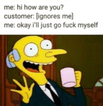 Me: How Are You?