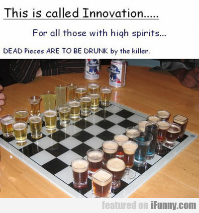 This Is Called Innovation...