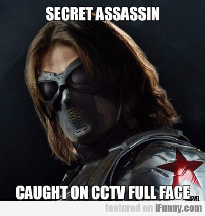 Secret Assassin...