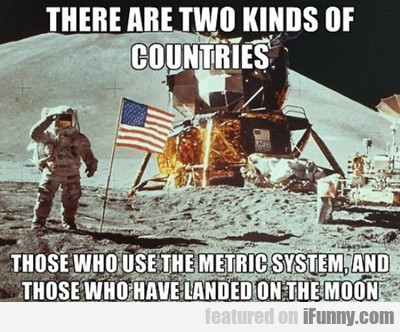 There Are Two Kinds Of Countries...