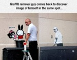 Graffiti Removal Guy...