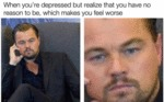 When You're Depressed...