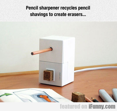 Pencil Sharpener...