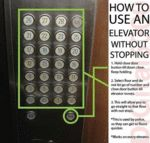 How To Use An Elevator