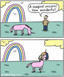 A Magical Unicorn